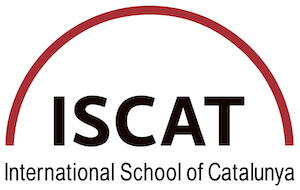 ISCAT International School of Catalunya logo
