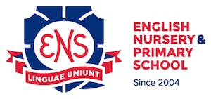 English Nursery and Primary School logo
