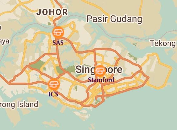 Best American Schools Singapore
