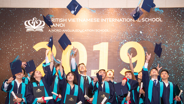 BVIS Hanoi - University offers flood in for their students!